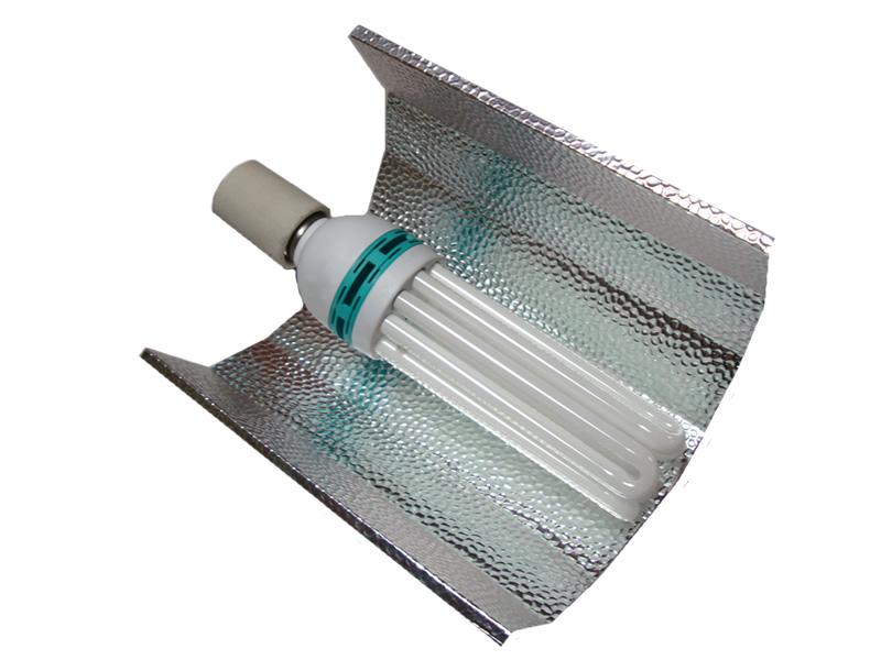 Самодельный рефлектор для ЭСЛ из алюминиевой банки